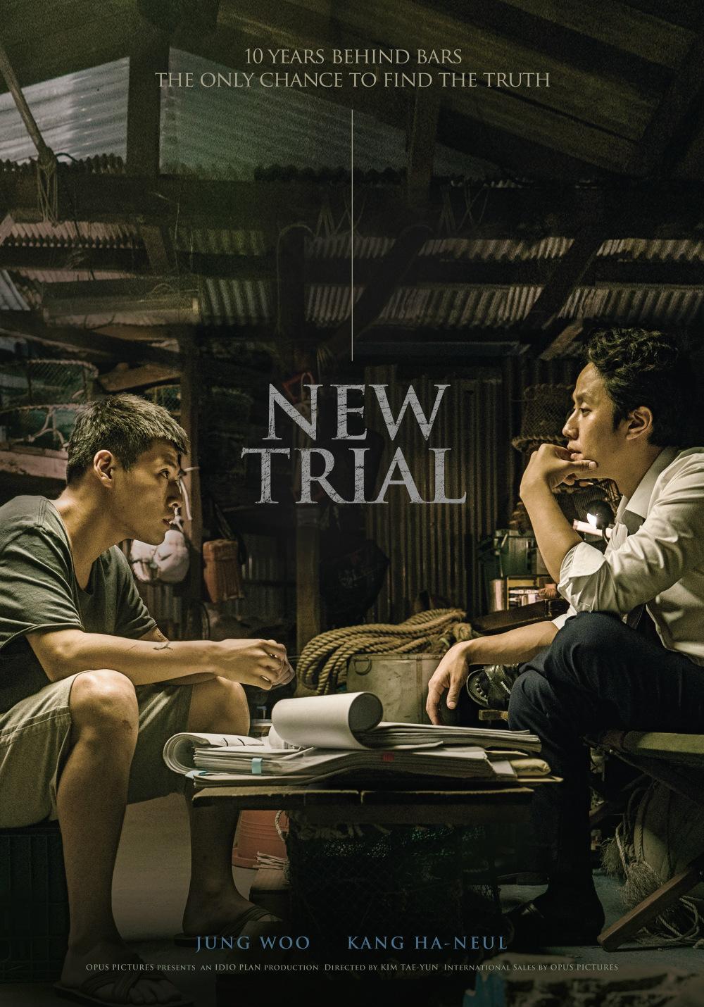 Tái Thẩm - New Trial (2017)
