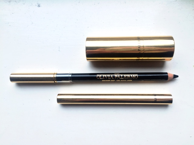 Olivia Palermo Ciate Smoked Out Eyeliner Make Up Review Gold  Satin Kiss Lipstick Cashmere