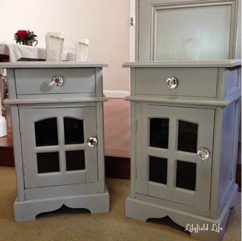 Bedroom Furniture hand painted by Lilyfield Life