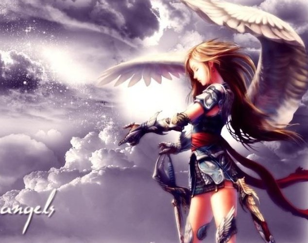 Wind Wicca, Angels 1