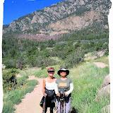 MapMyFitness Hike on July 22, 2014