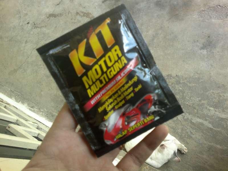 gambar KIT motor multi guna kemasan sachet