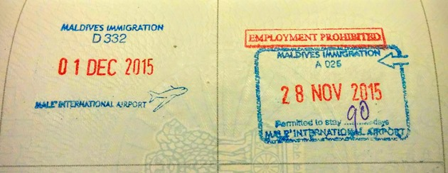 Maldives Visa for Indians