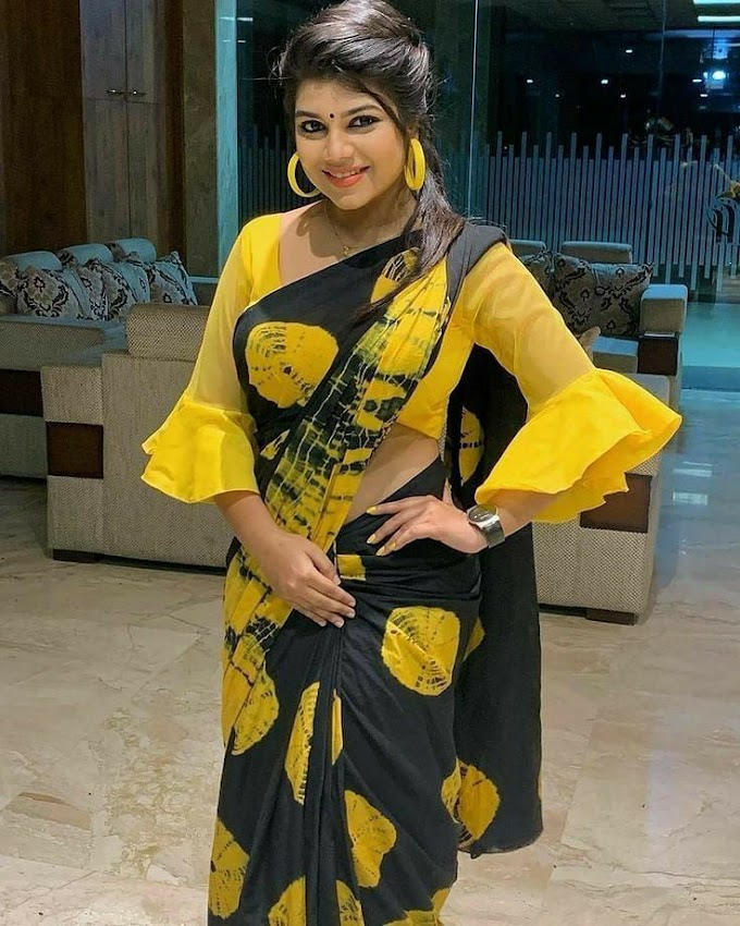 The Most Stylish Blouses Designs For Your Sarees To Mix & Match