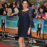 OIC - ENTSIMAGES.COM - Megan Maczko at the  A Hologram For The King - UK film premiere 25th April 2016 Photo Mobis Photos/OIC 0203 174 1069