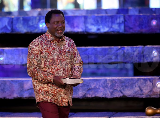 I was PAID to accuse T. B. Joshua, accuser admits