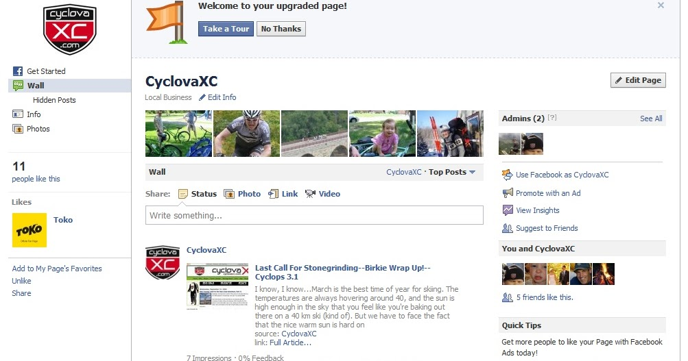 how to make a like page on facebook private