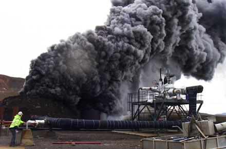 Πύλη στην κόλαση : Η Ισλανδία ετοιμάζεται να ανοίξει γεώτρηση σε ηφαίστειο