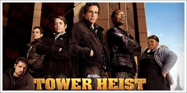 Christophe Beck Scores Tower Heist