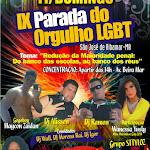 Parada Gay de S�o Jos� de Ribamar