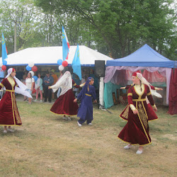 Мероприятие «Хыдырлез»  Праздник в г. Бахчисарай (Артёмовский СК)
