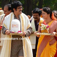 Soggade Chinni Nayana Movie Working Stills