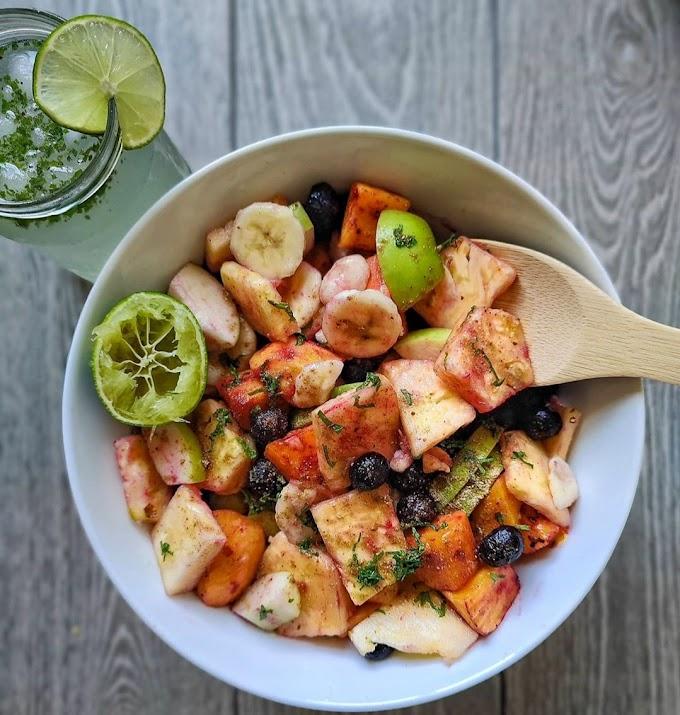Tropical Fruit Salad Recipe   Breakfast Care