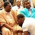 Pasuma Kneeling Down To Ebenezer Obey And Pastor Adeboye