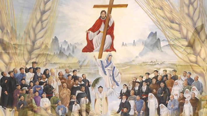 Nước Trời là của họ (01.11.2020 Chúa Nhật 31 – LỄ CÁC THÁNH NAM NỮ)