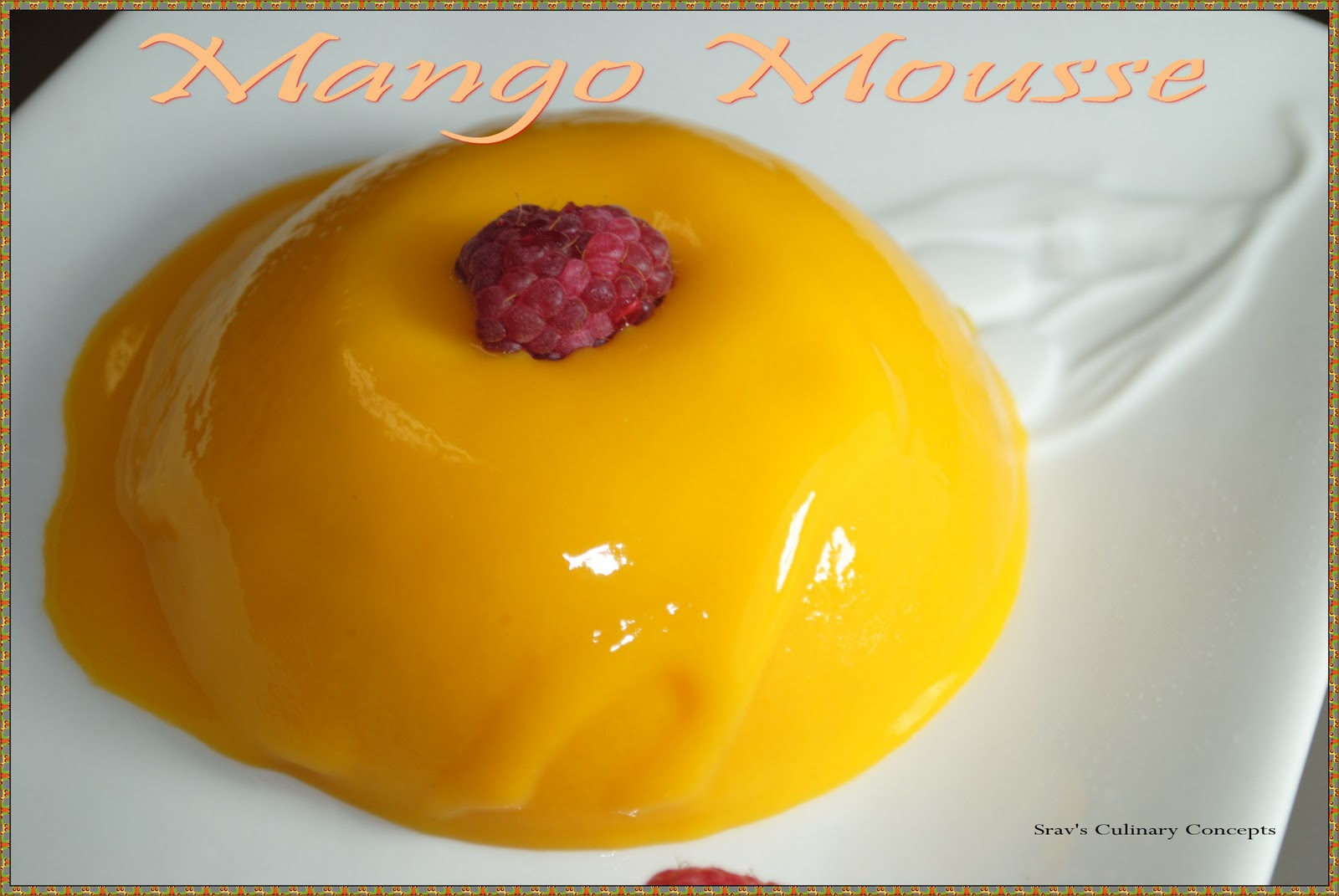 Cake Recipes With Mango Pulp