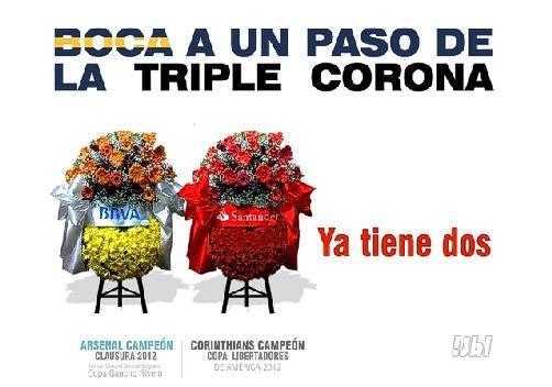 Infaltables: Racing inundó las redes sociales con afiches