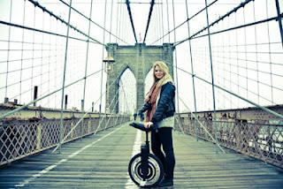 SBU V3 Self Balancing Unicycle 01