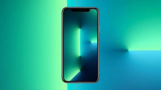 تحميل خلفيات أيفون iPhone 13 Pro الأصلية بجودة عالية الدقة