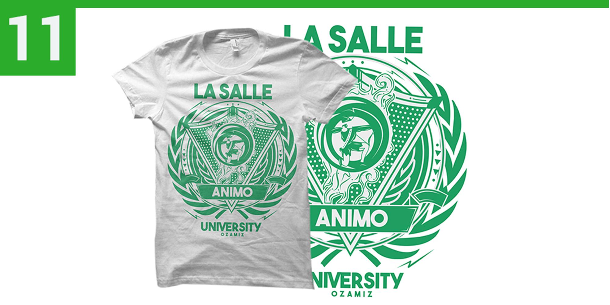 Design t shirt university - Note Deadline For Voting Is On October 16 2016