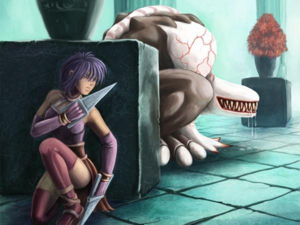 Hunter On Monsters, Warriors 2