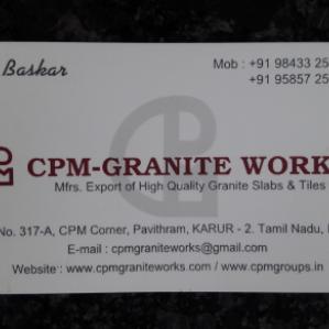 C  P  M  Handlooms - Manufacturer in Karur