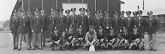 Group of soldiers Pequot Lakes
