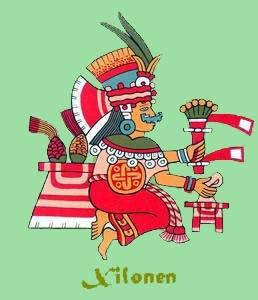 Goddess Xilonen Image
