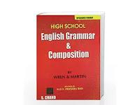 High School English Grammar & Composition - PDF ফাইল
