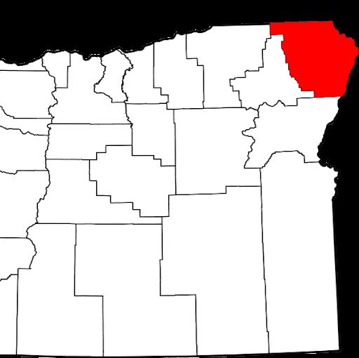 Wallowa County Oregon Maps Wallowa County Oregon