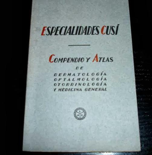 Especialidades Cusi- compendio y atlas