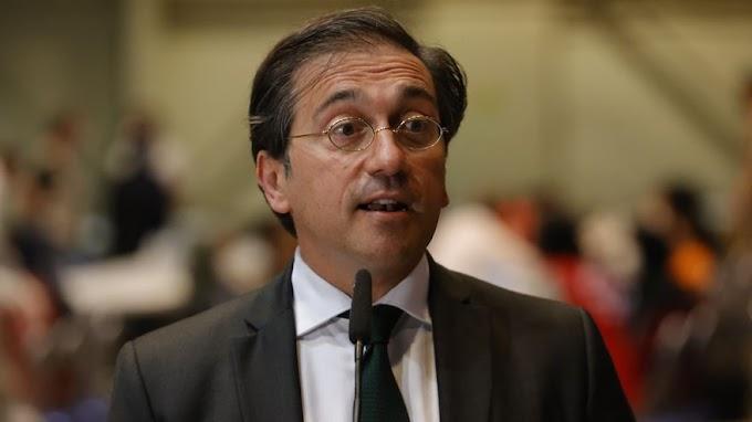 """Albares: """"España se desligó de sus responsabilidades en el Sáhara Occidental con la firma de los Acuerdos de Madrid""""."""