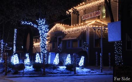 Lights in Wadena
