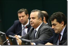 Rogério na Comissão das 10 medidas