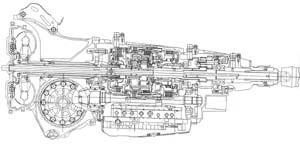 VTD AWD Subaru