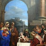 Guerchin - La Circoncision (1646)