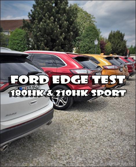 test ford edge 180hk 210hk sport fixarfarsan. Black Bedroom Furniture Sets. Home Design Ideas