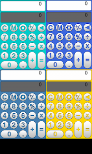 Colorful calculator 2