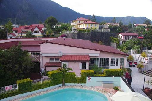 Notre hôtel de Cilaos (hôtel des Neiges).
