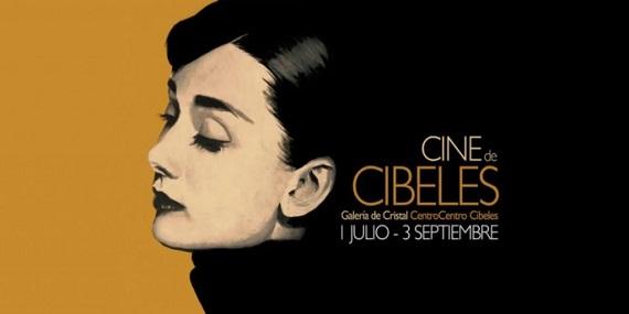 Cine de Verano en CentroCentro Cibeles