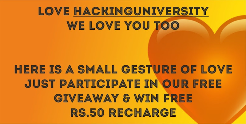 free mobile recharge giveaway