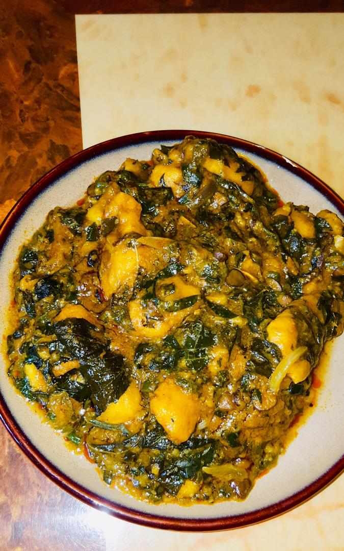 How to make finger-licking Ekpang Nkwukwo