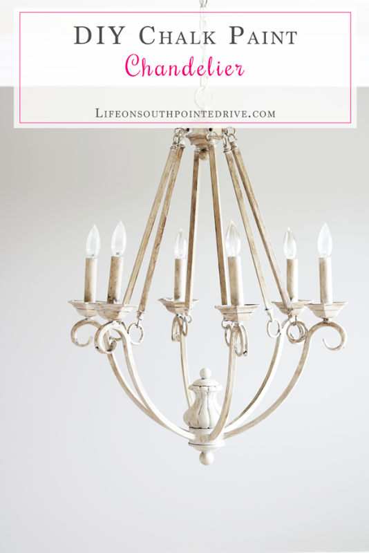 Diy-Chalk-Paint-Chandelier-2-683x1024