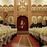 His Holiness Pope Tawadros II visit to St. Mark LA - _09A9001.JPG