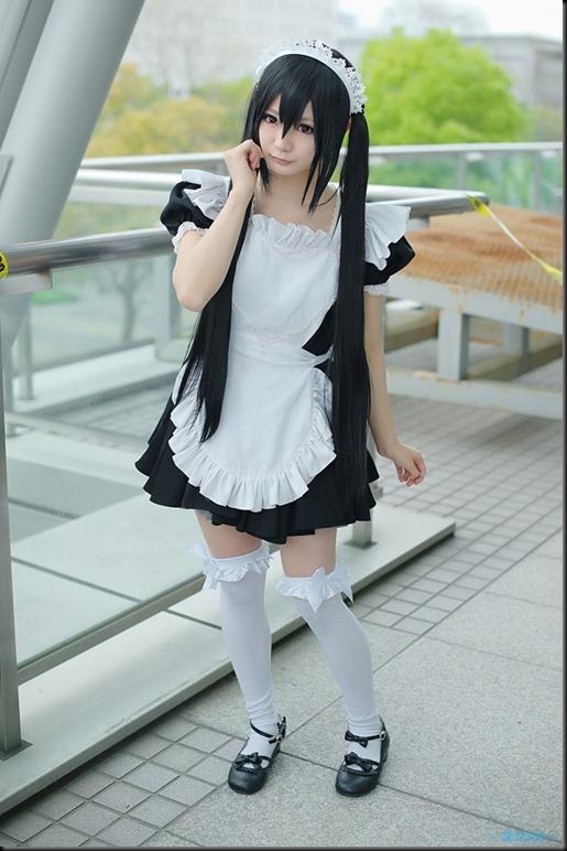 Azusa Nakano (K-ON!) Maika_785284-0022