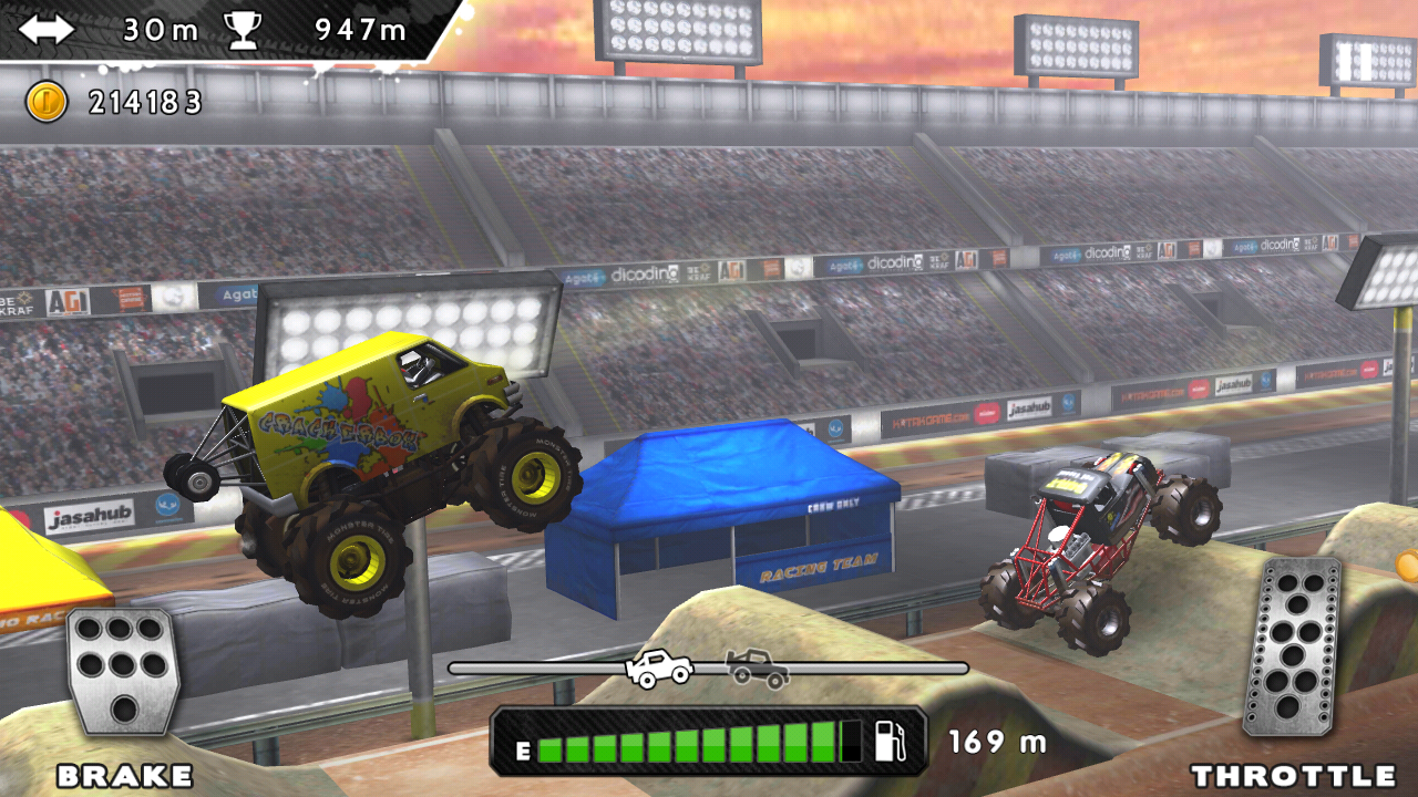 Extreme Racing Adventure- screenshot