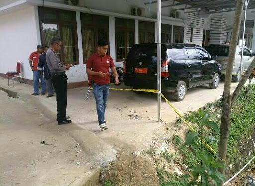 Warga Geger, Bom Molotov Meledak di Kampus STAKN Toraja