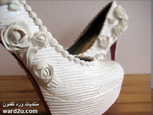 احذية على شكل حلوى وايس كريم