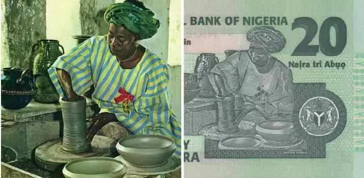 Original photos of persons on the naira notes(photos) - Pedsblog