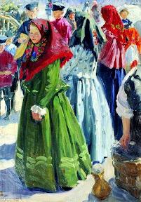 В праздничный день 1906 г
